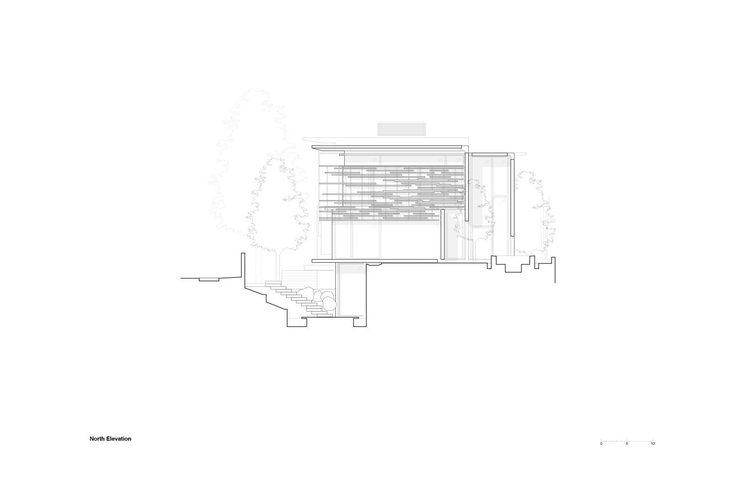 Floating House by Arno Matis Architecture
