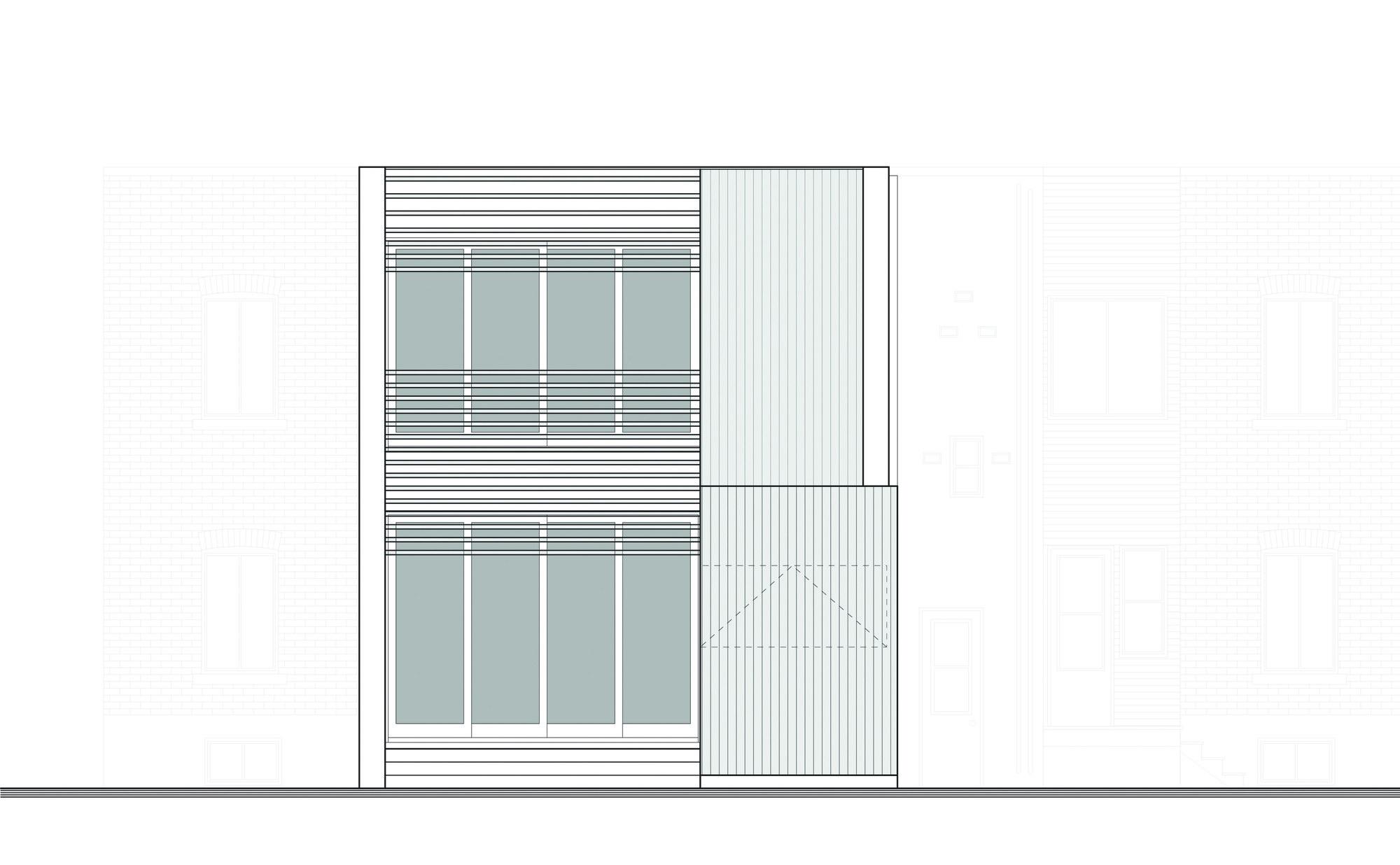 La Loge by Nathalie Thibodeau Architecte