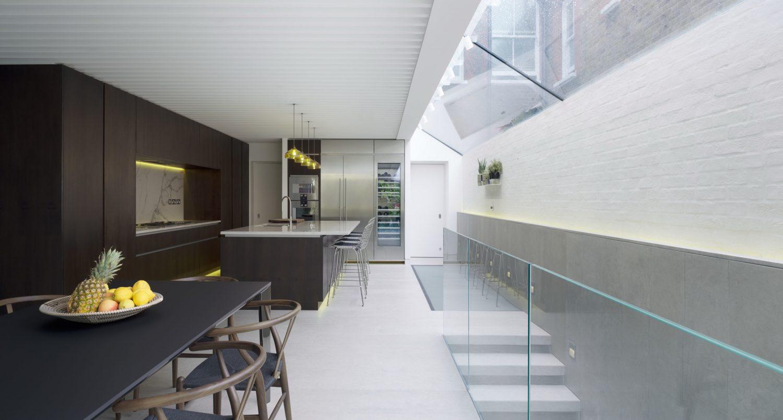Lightwell House by Emergent Design Studios