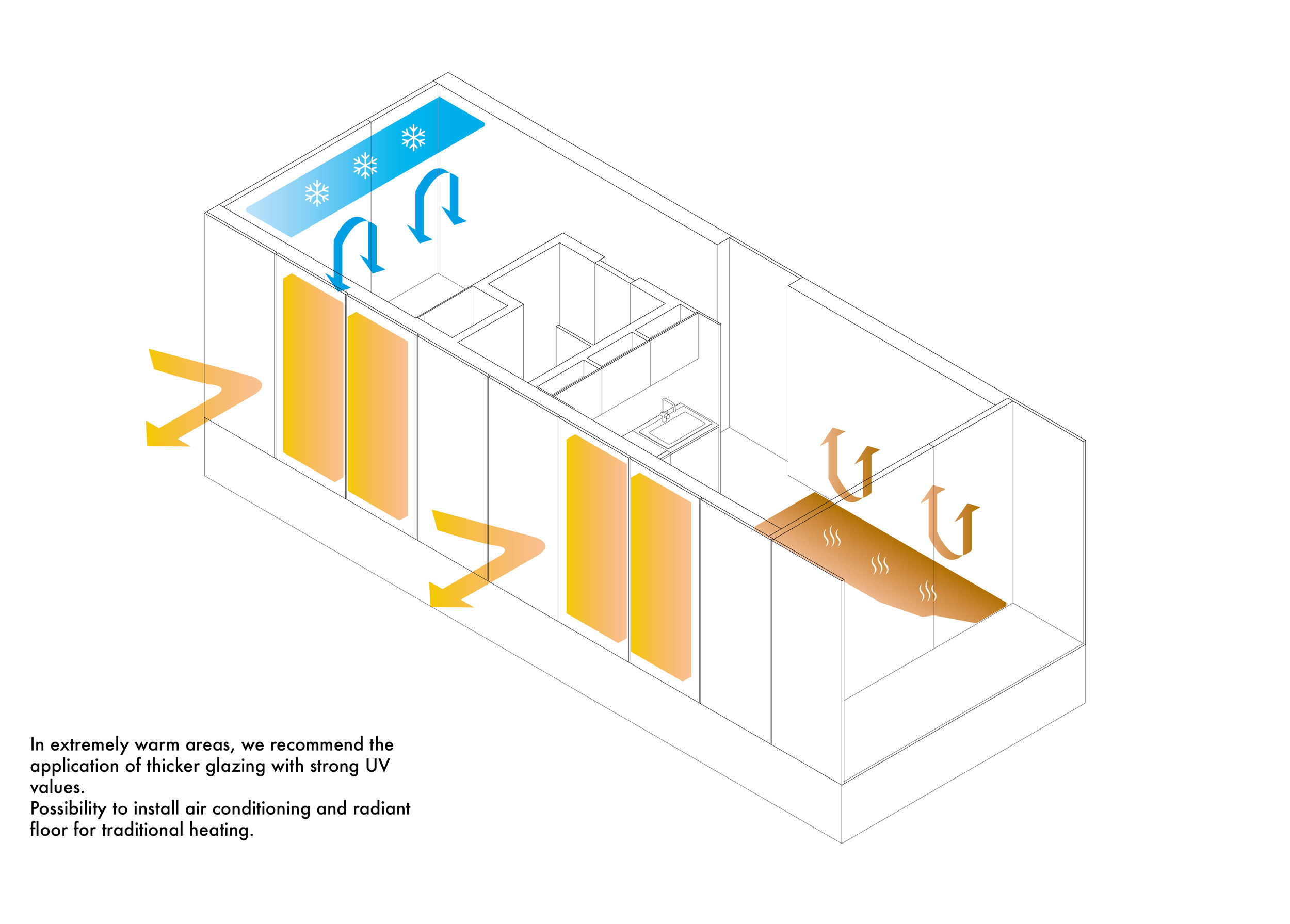MIMA Light   Prefabricated Modular Home by MIMA Architects