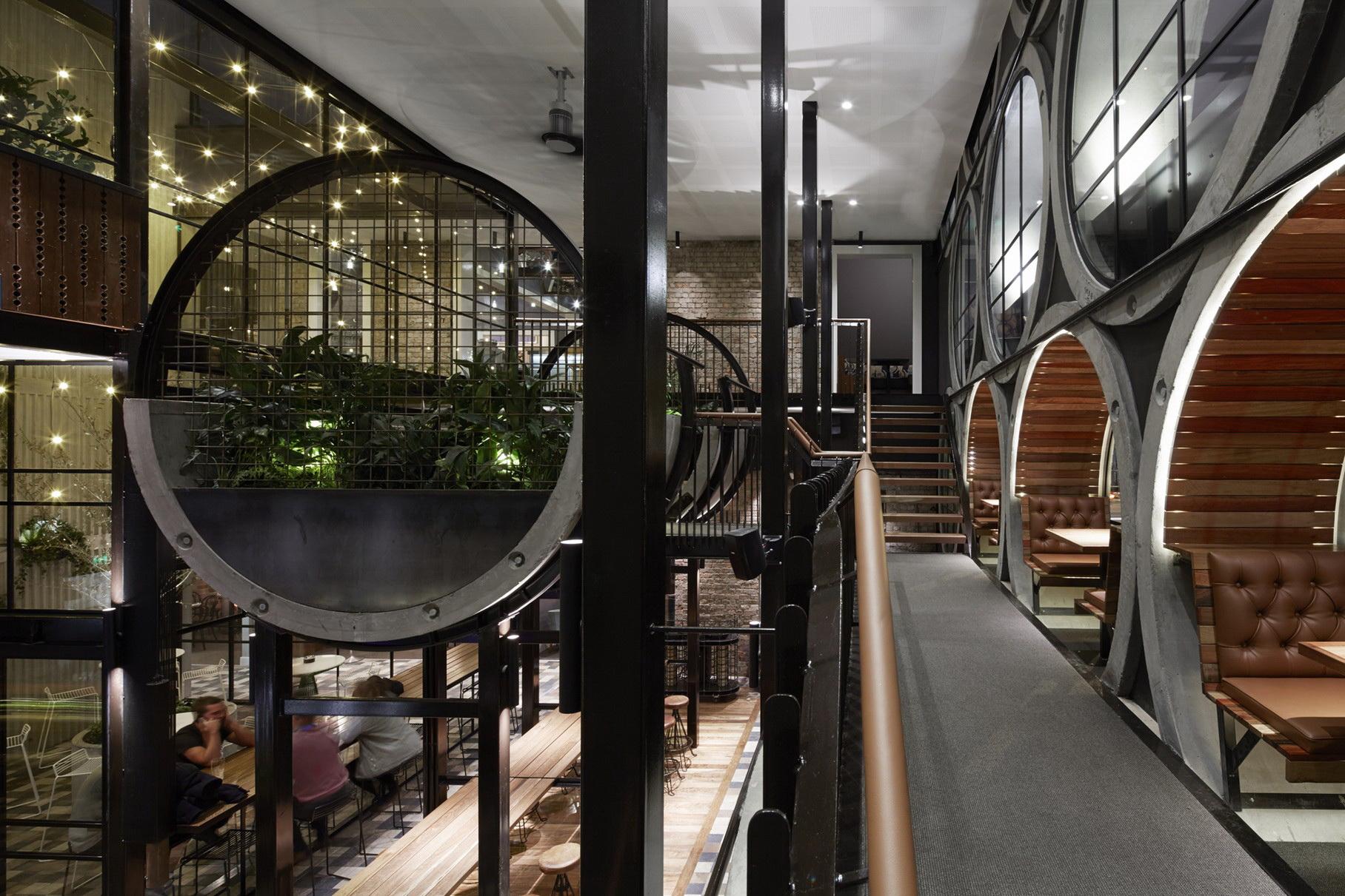 Prahran Hotel by Techne Architecture + Interior Design