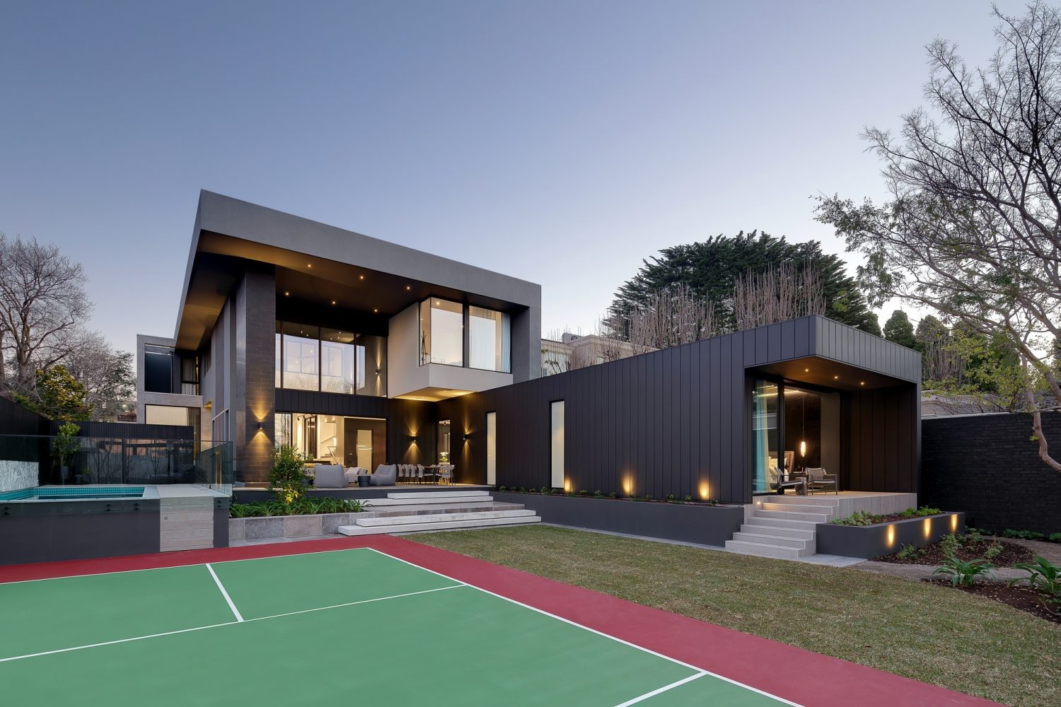 The J House by Wolf Architects
