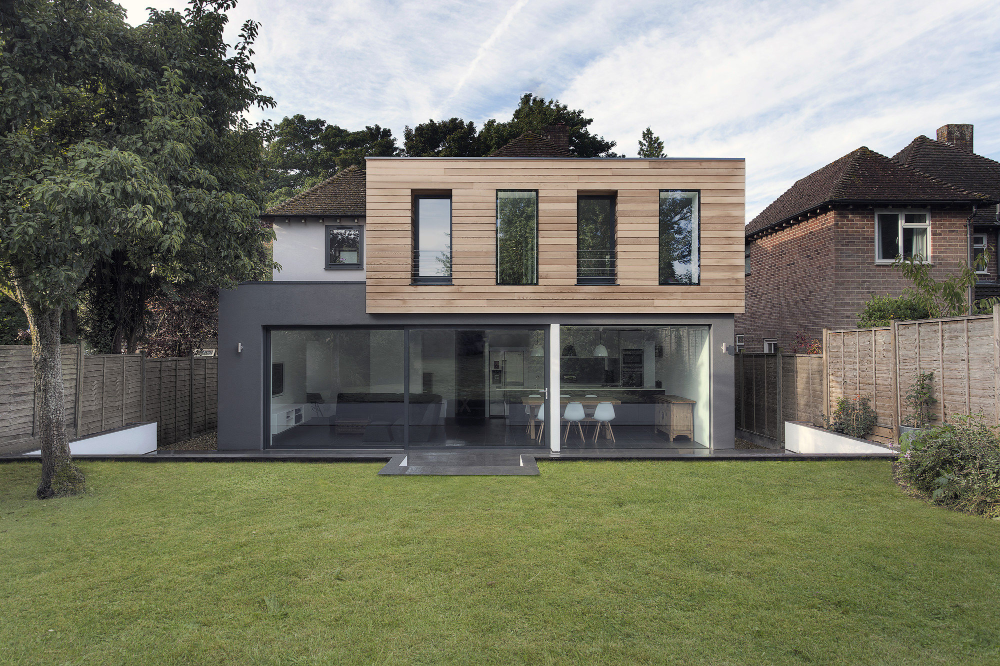 The Medic's House by AR Design Studio