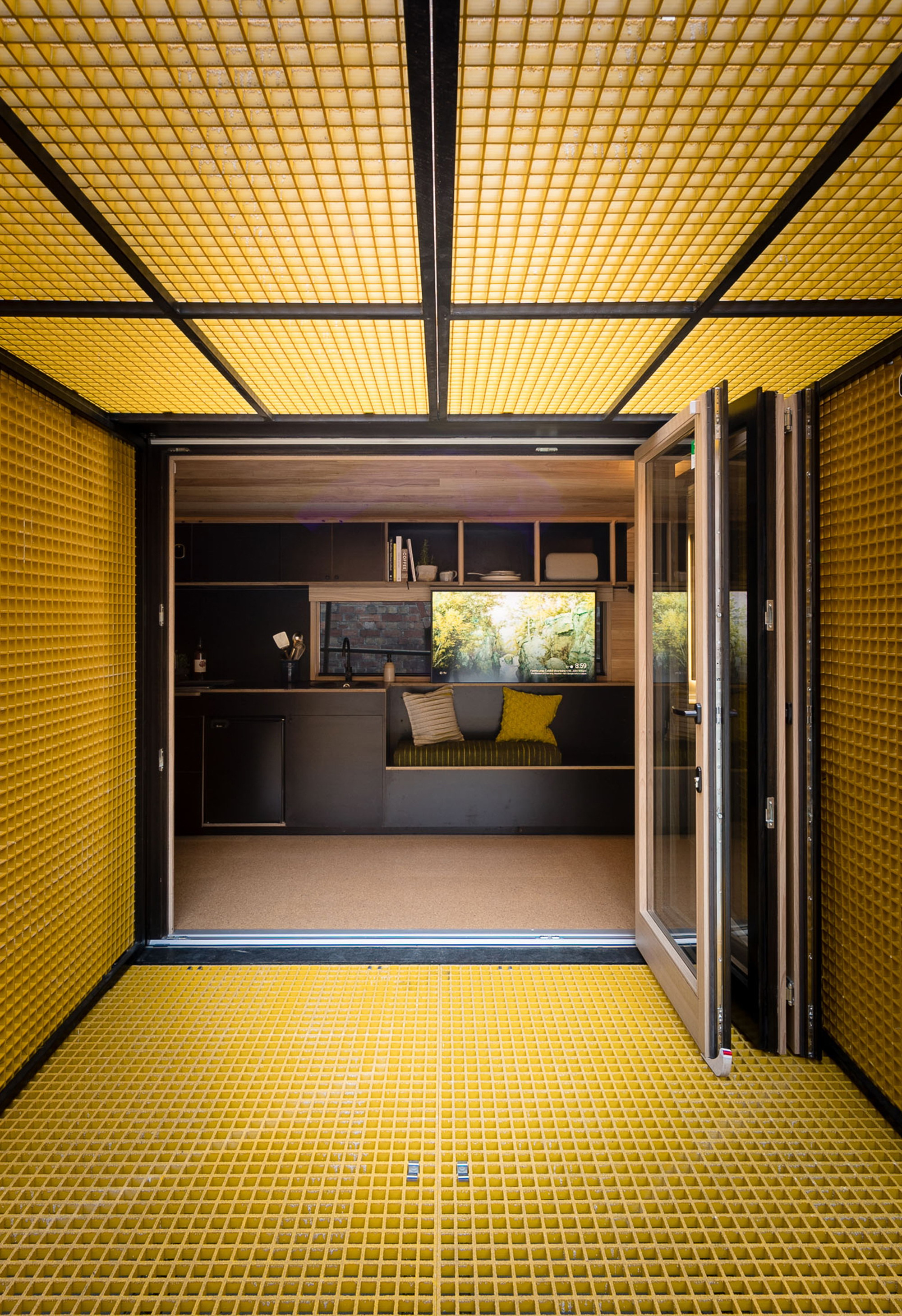 Tiny Home by Maddison Architects