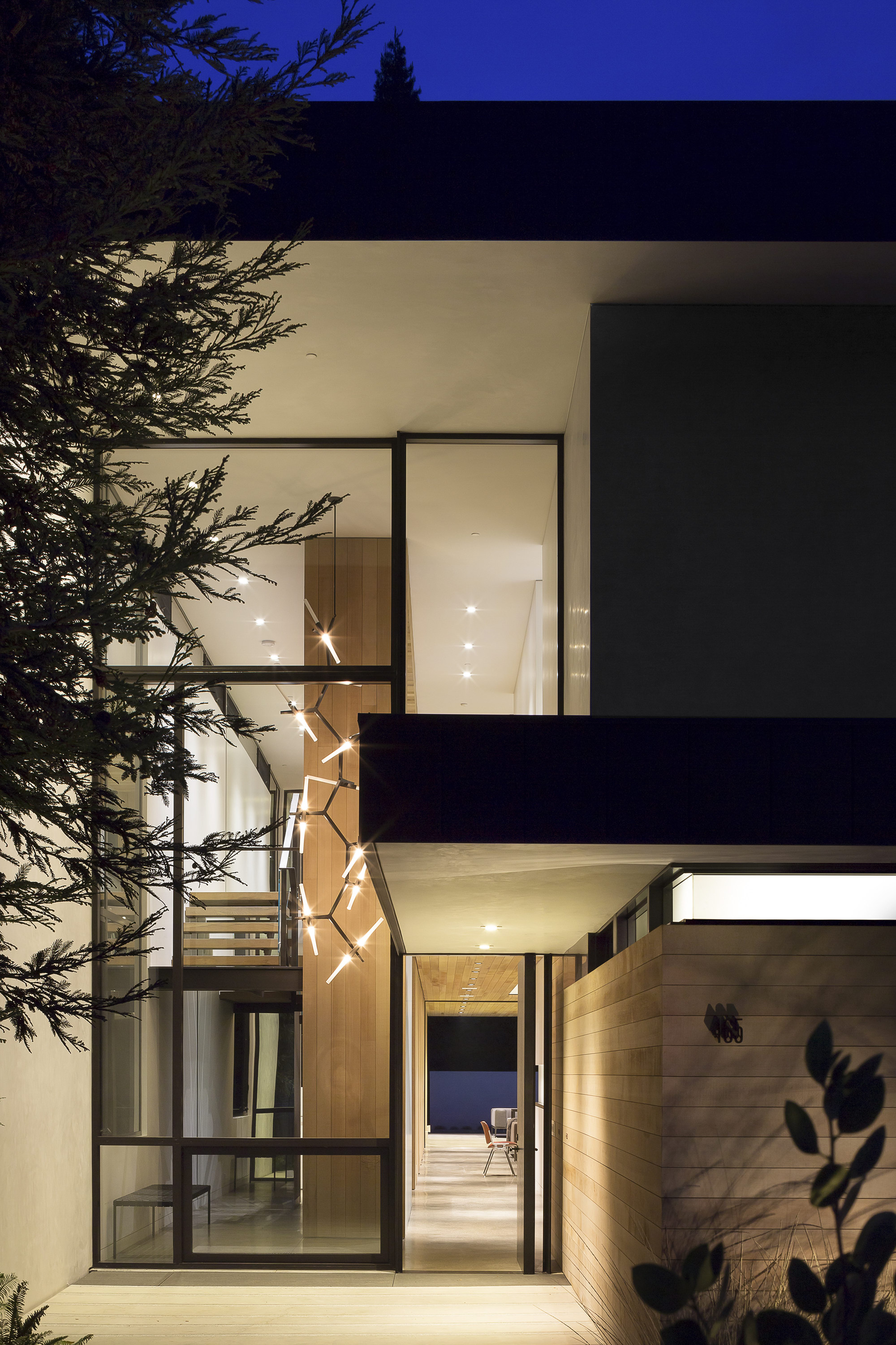Tree House by Aidlin Darling Design