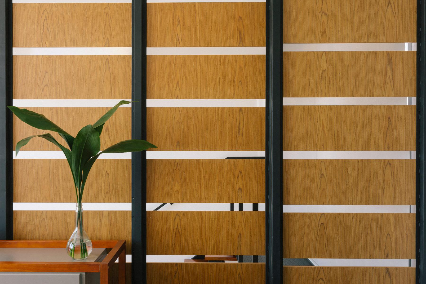 America Apartment by 0E1 Arquitetos