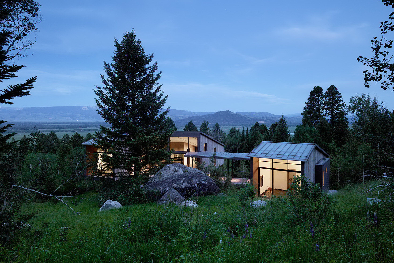 Boulder Retreat by Carney Logan Burke Architects