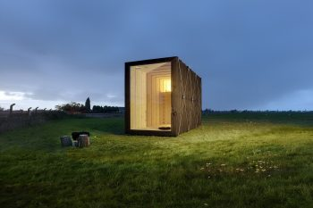 Cabin Y | Tiny Cabin by dmvA