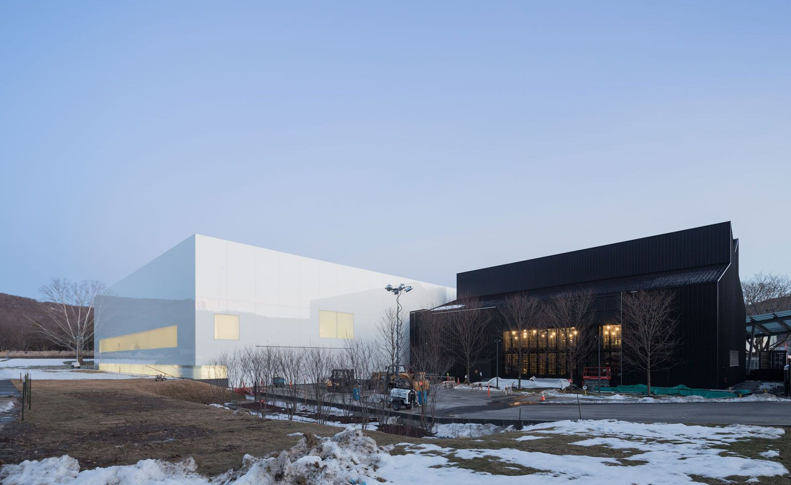 Corning Museum of Glass by Thomas Phifer and Partners
