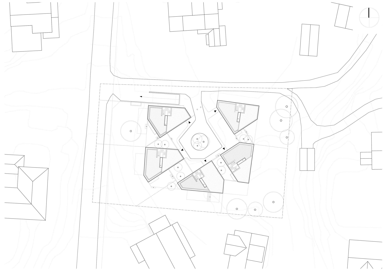 Gregers Grams Houses by R21 Arkitekter