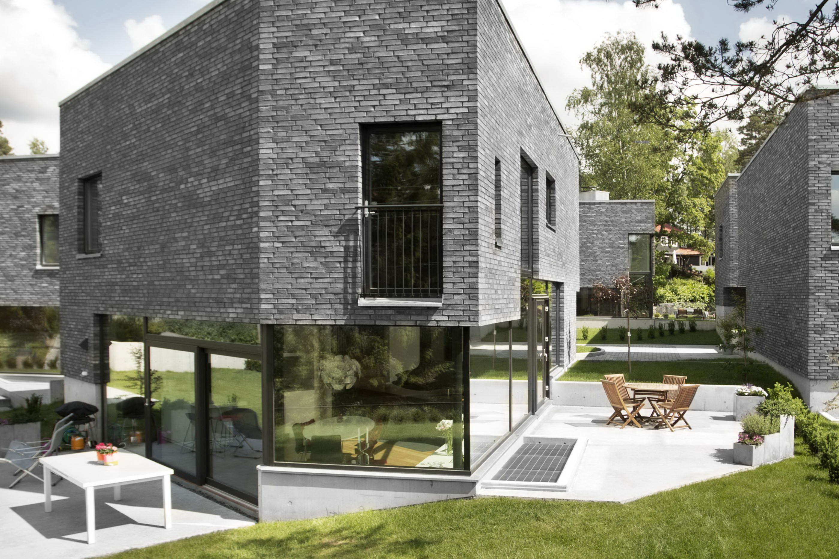 Gregers Grams Houses by R21 Arkitekter