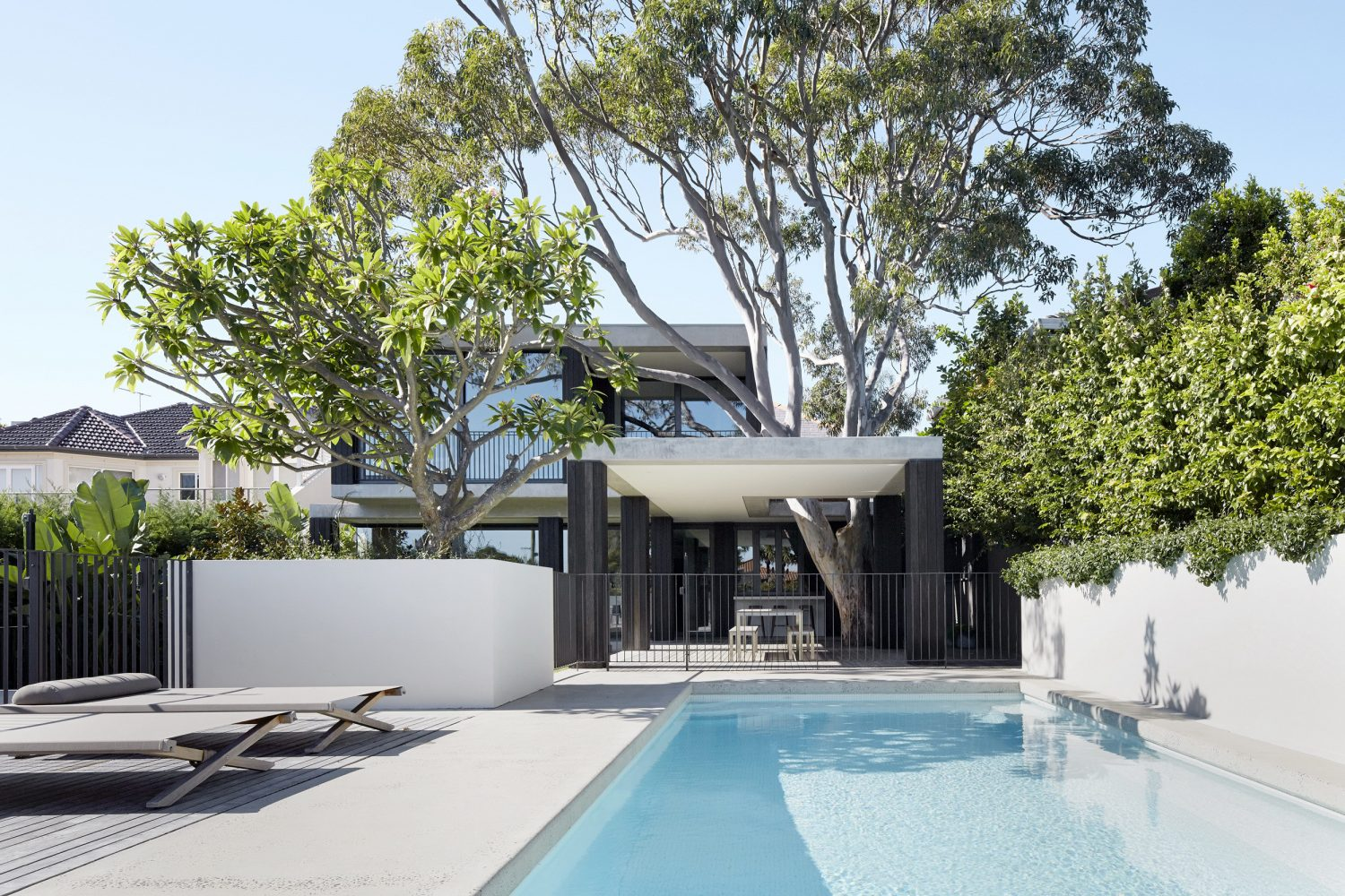 Hopetoun Avenue Residence by B.E Architecture