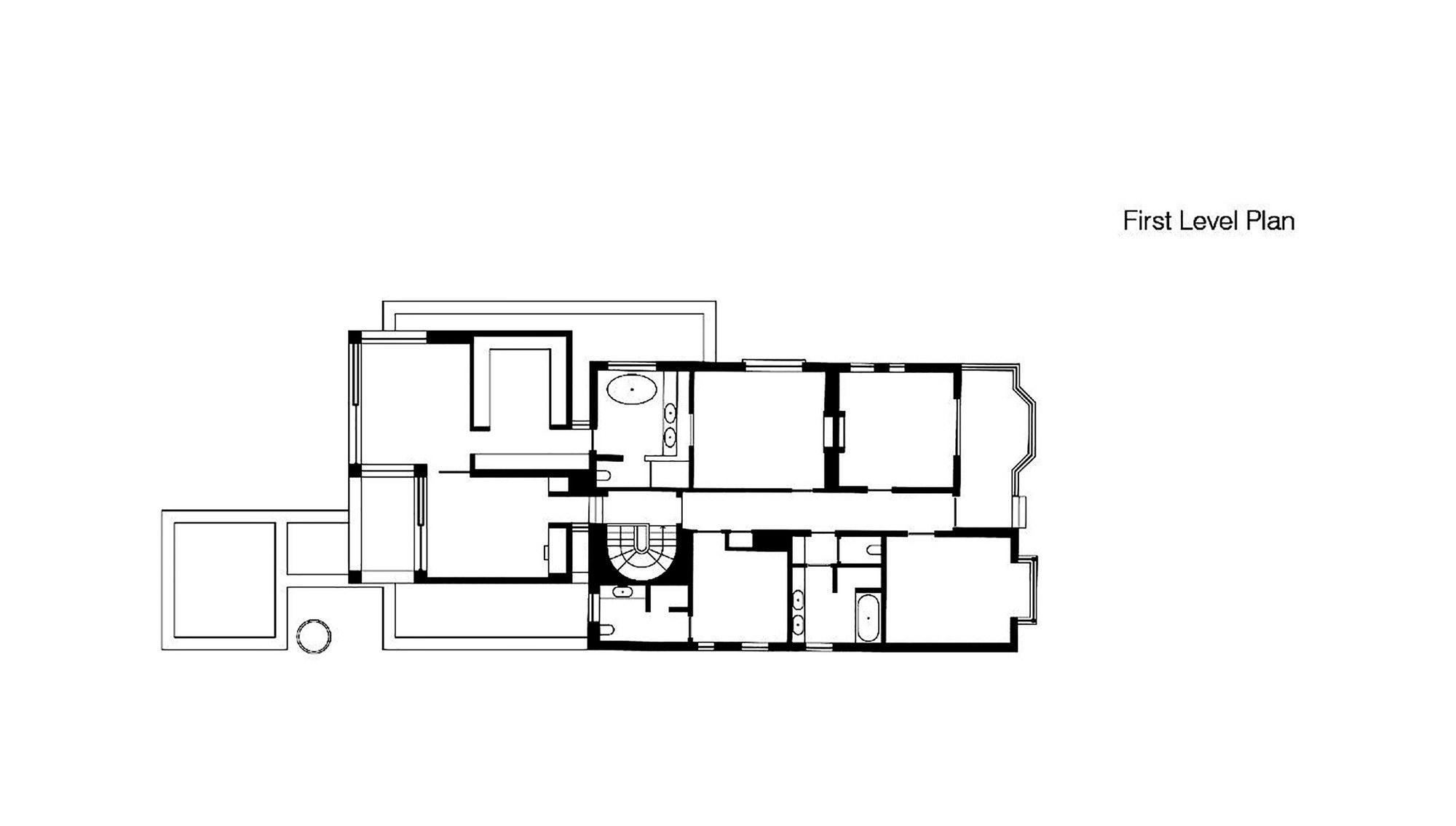 Hopetoun Avenue Residence by B.E Architecture