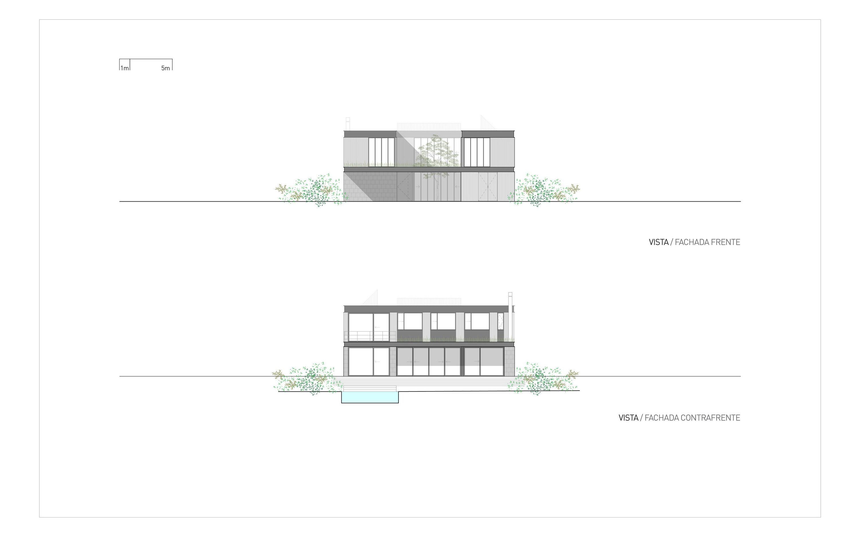 La Magnolia House by Martin Gomez Arquitectos