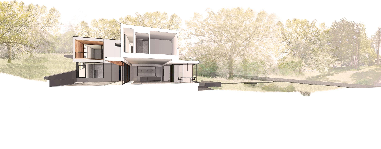 Medlin Residence by in situ studio