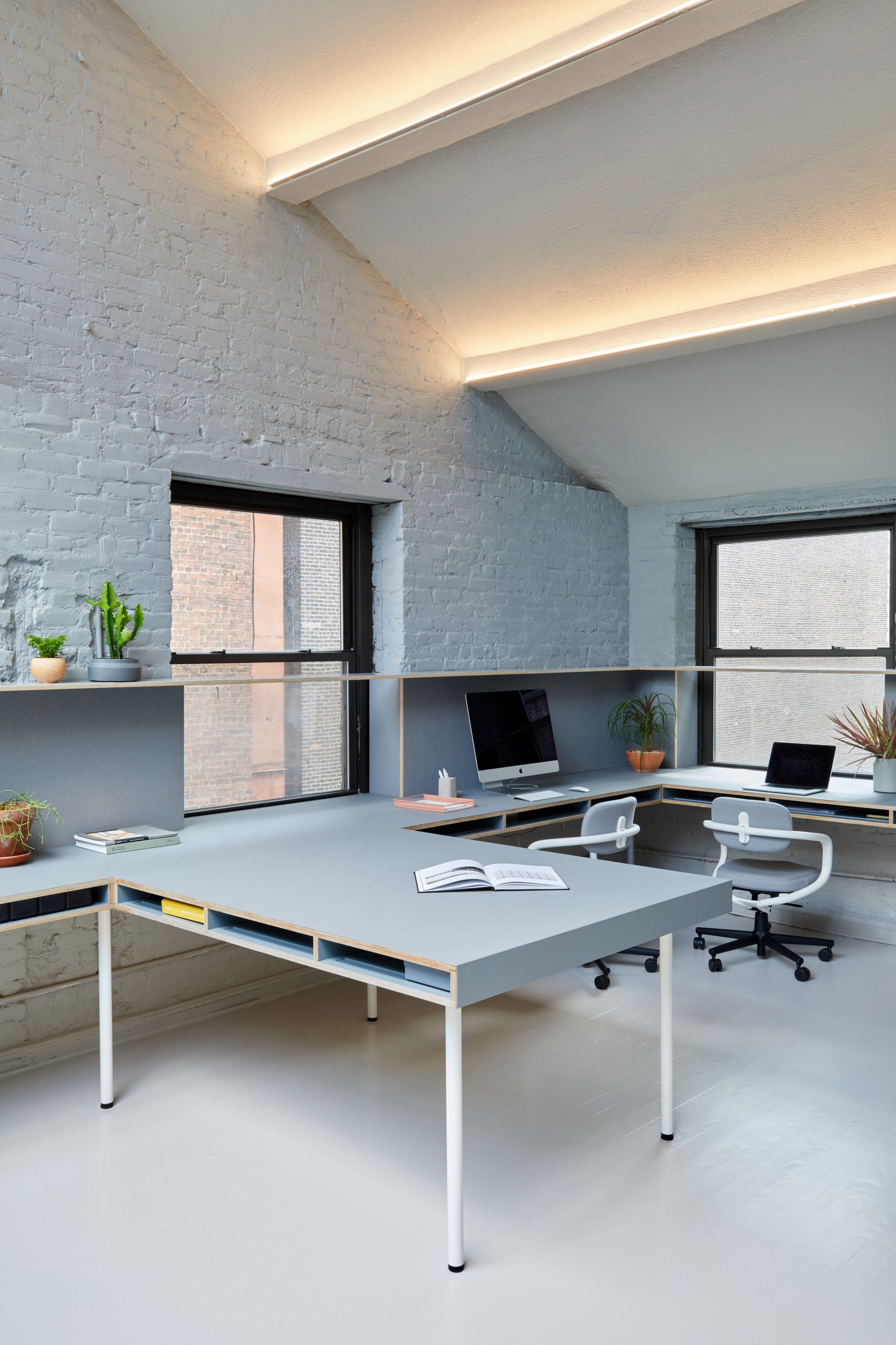 Objective Subject Offices by GRT Architects