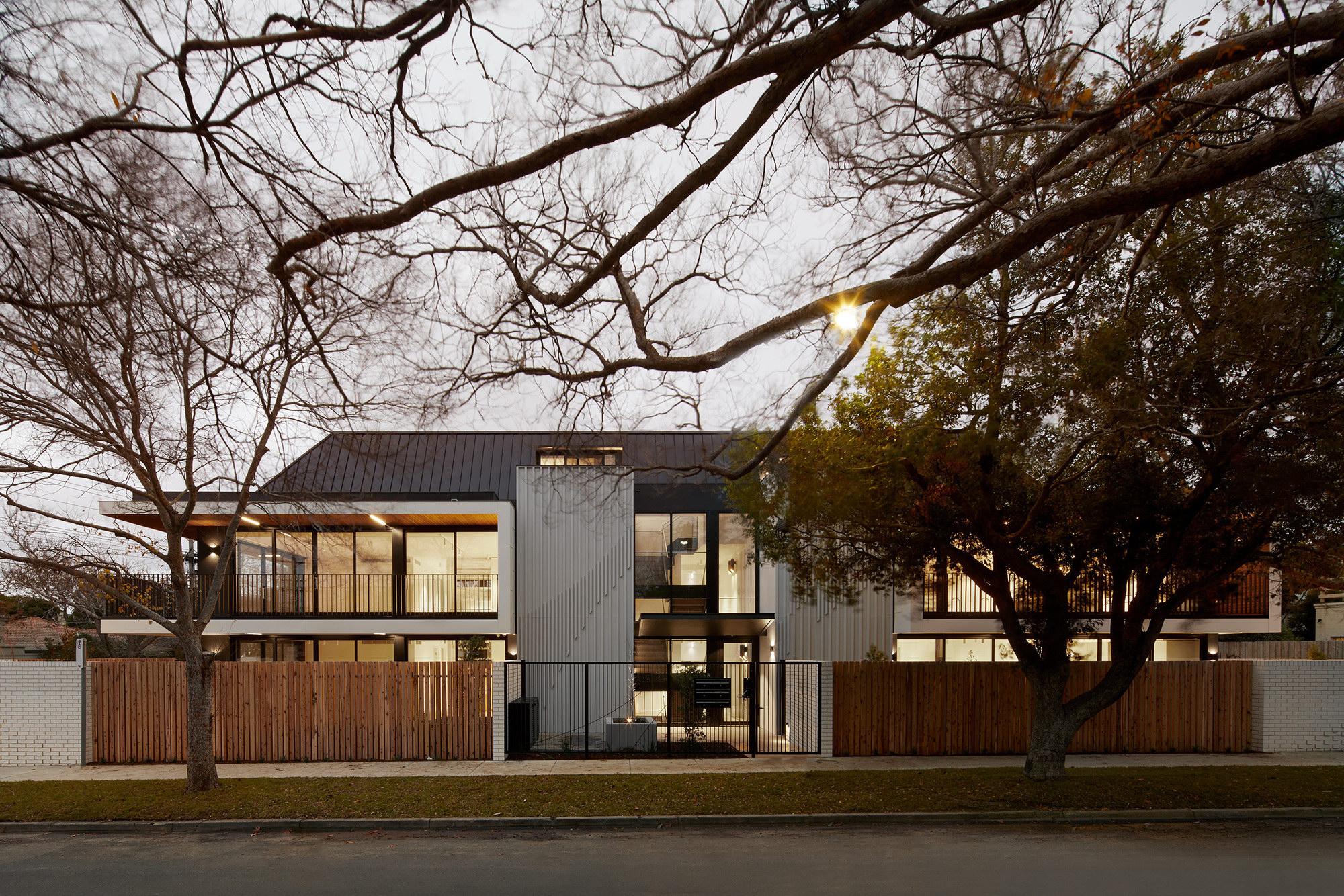 The Elms Boutique Apartments by Chan Architecture