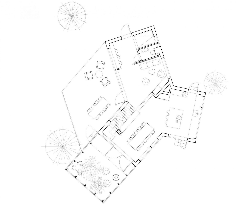 Trosterudveien 9 House by R21 Arkitekter