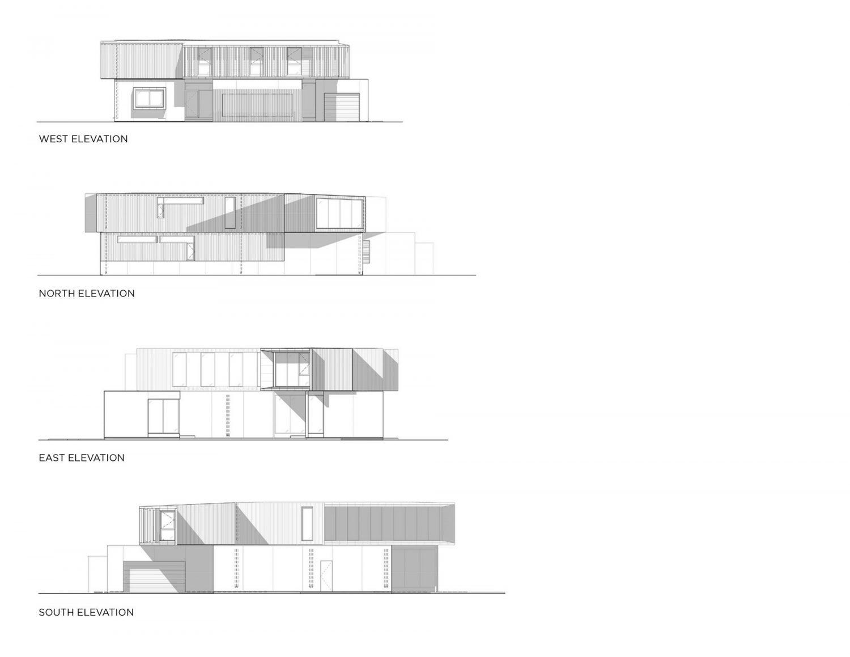 Baulinder Haus by Hufft
