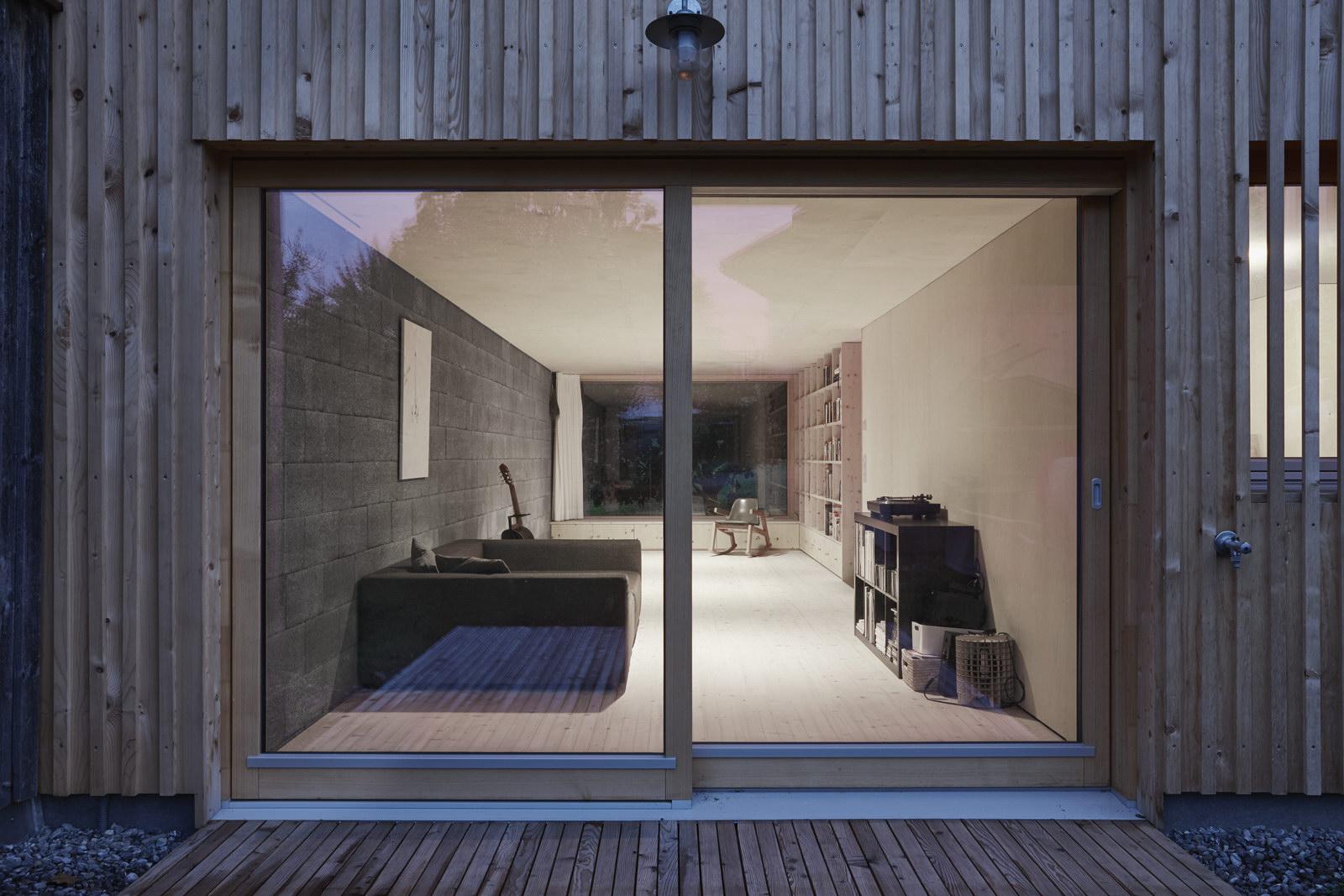 Feurstein House by Innauer‐Matt Architekten