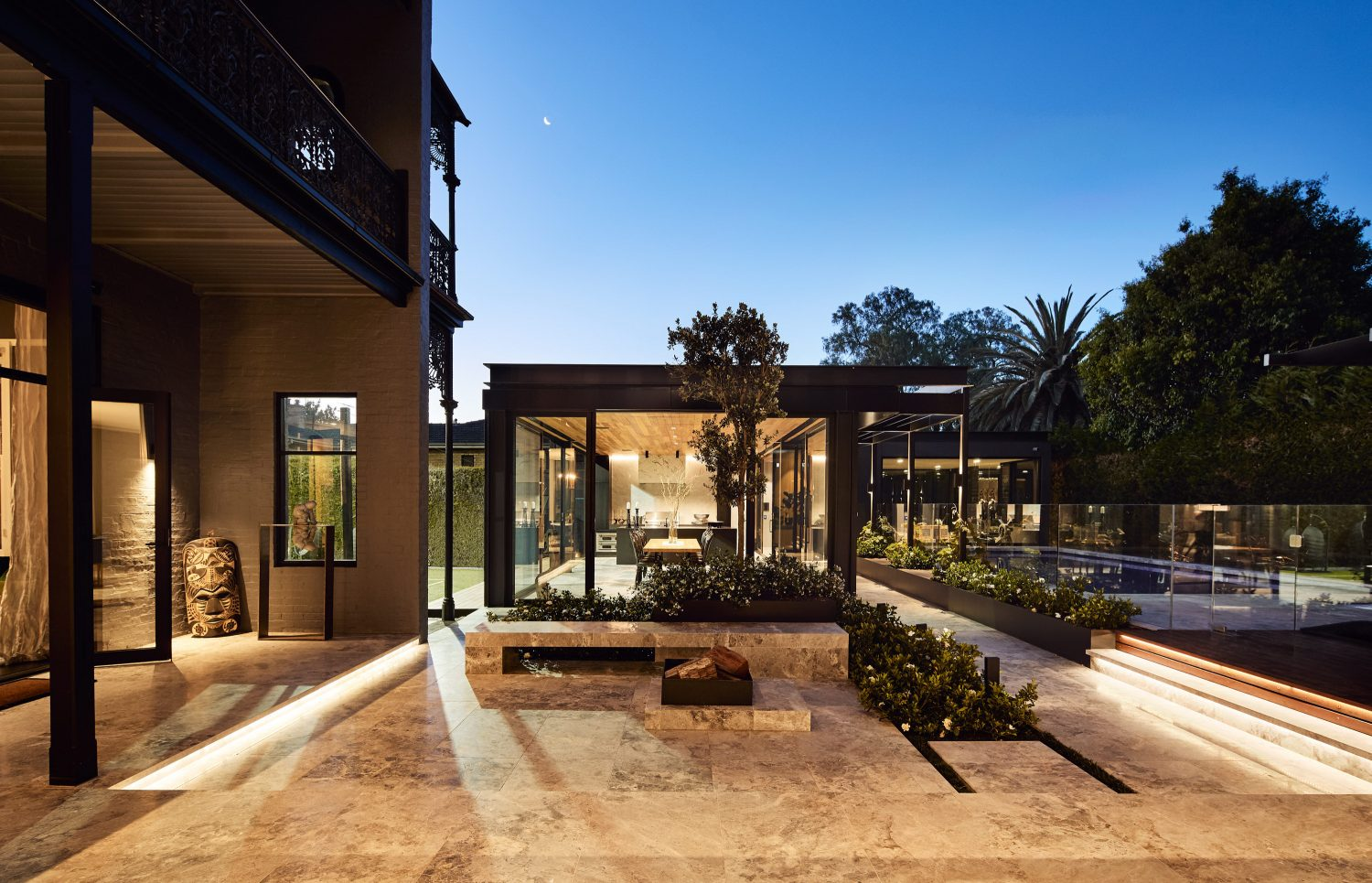 Hawthorn East House | Renovation of a Heritage Home by STAR Architecture