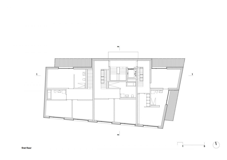 Multi Unit House Riedholz by Tormen Architekten AG