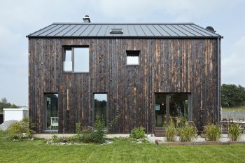 The Carbon House by Mjölk architects