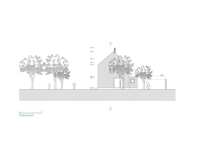The Carbon House by Mjölk architects