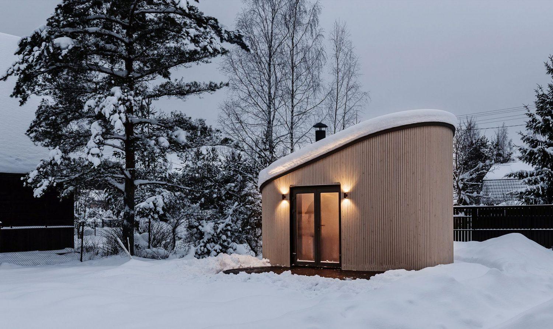 FLEXSE | Modular Tiny Cabin by SA lab