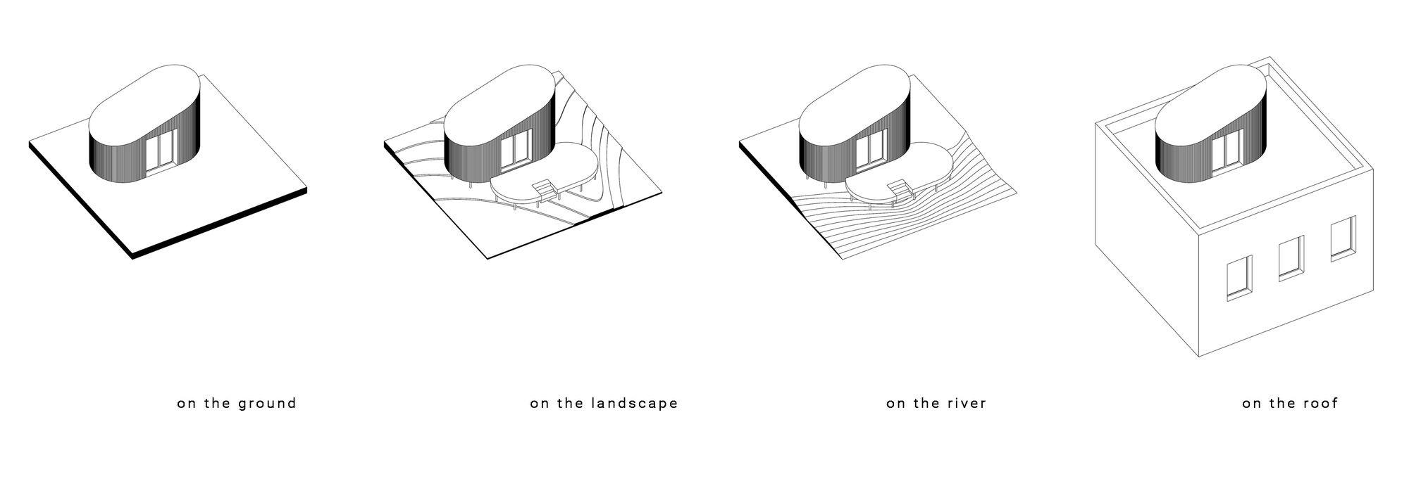 FLEXSE   Modular Tiny Cabin by SA lab