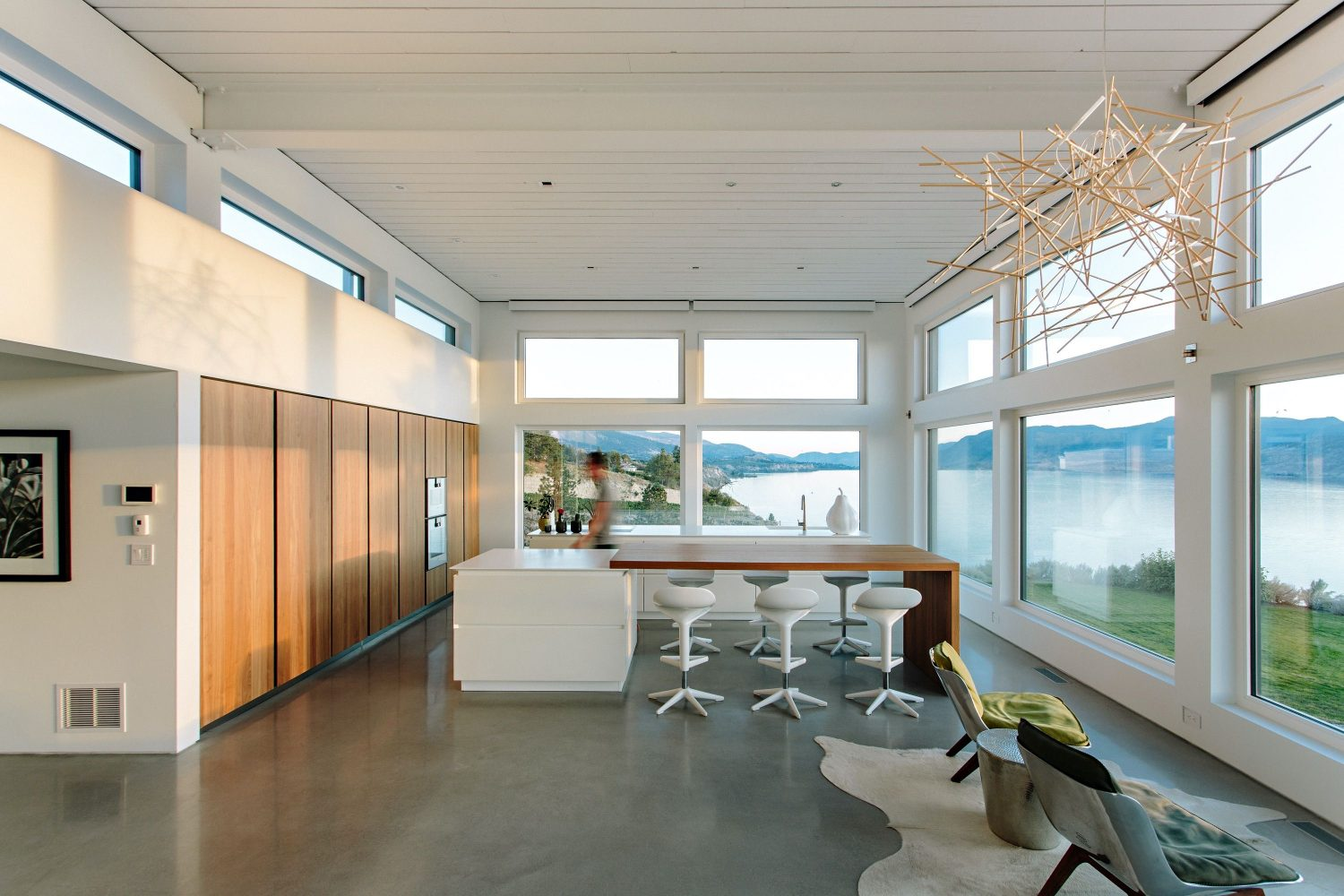 Flying Leap Residence and Studio by Ritchie Custom Homes