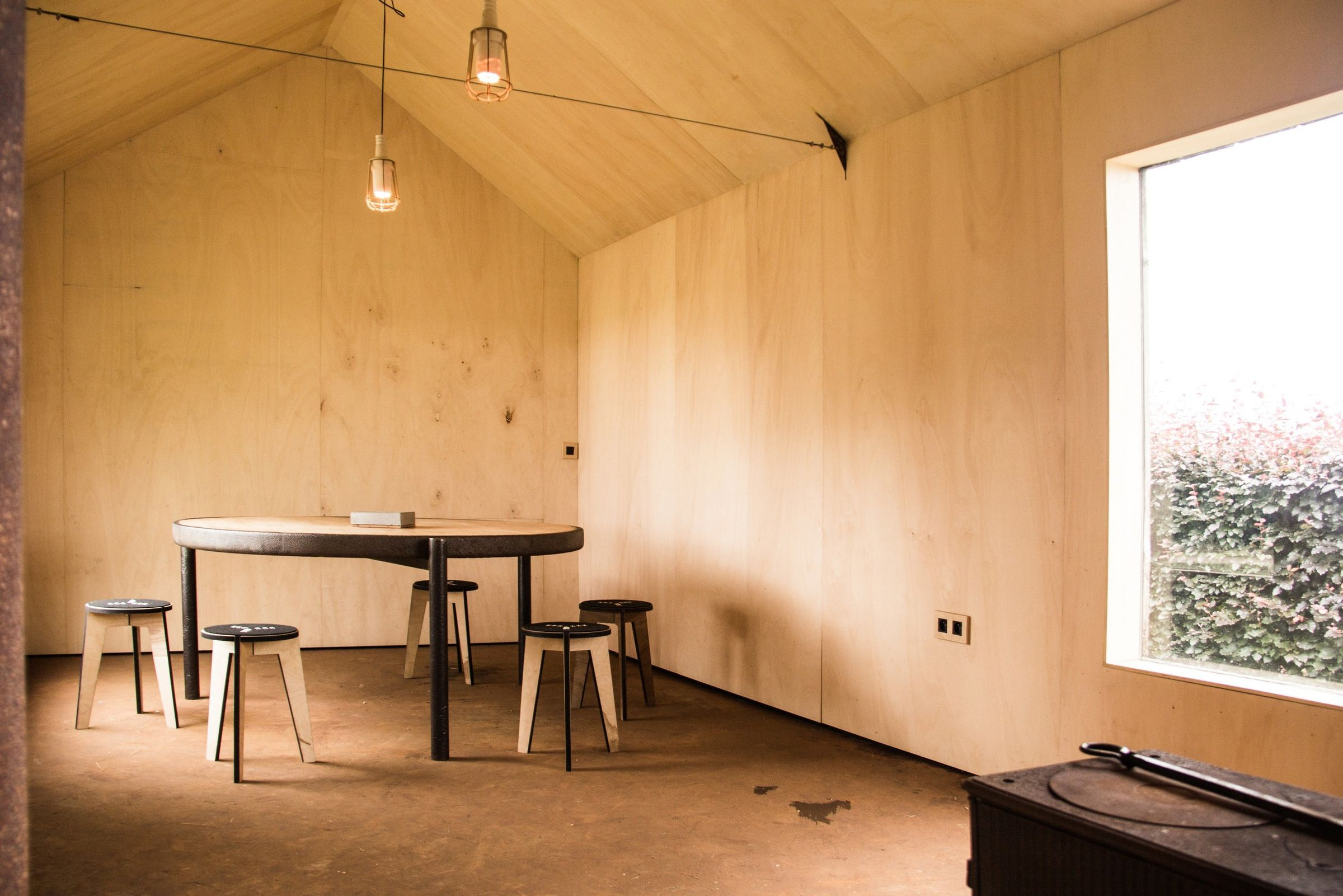 Hofer Pavilion by Stal Collectief
