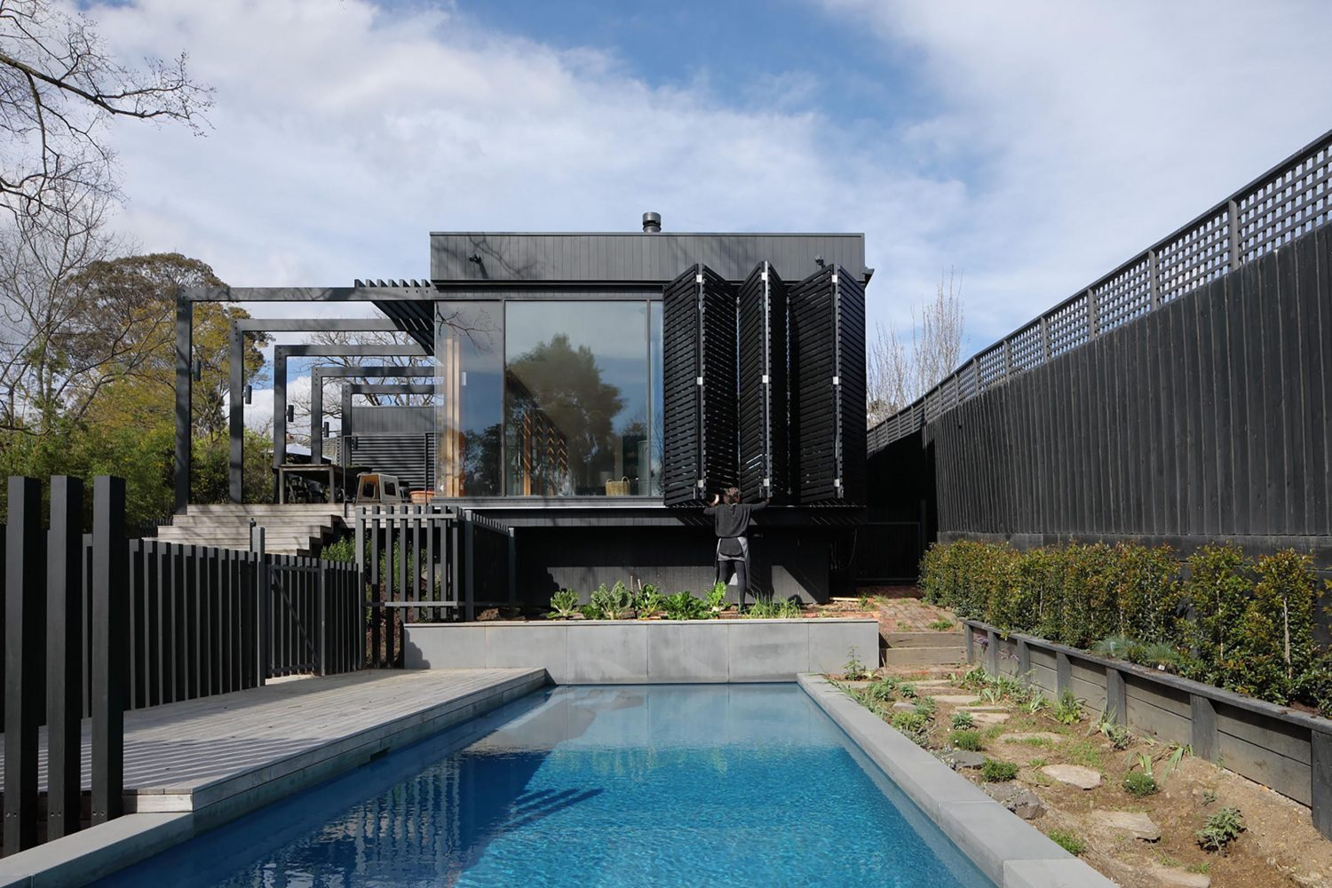 Ivanhoe House by Chiverton Architects