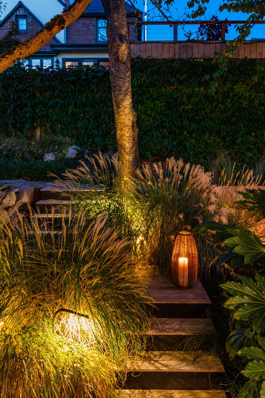 Laurelhurst Hillside Garden by Wittman Estes