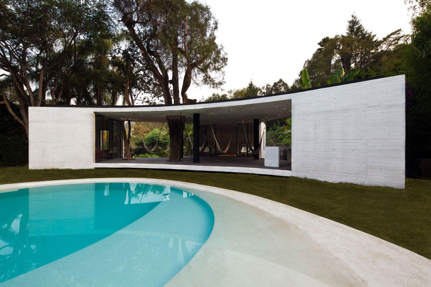 Tepoztlan Lounge by Cadaval & Solà-Morales