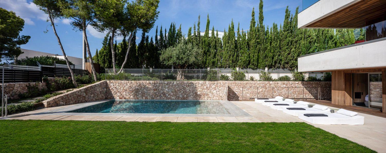 Villa Malgrats by Gras Reynés Arquitectos