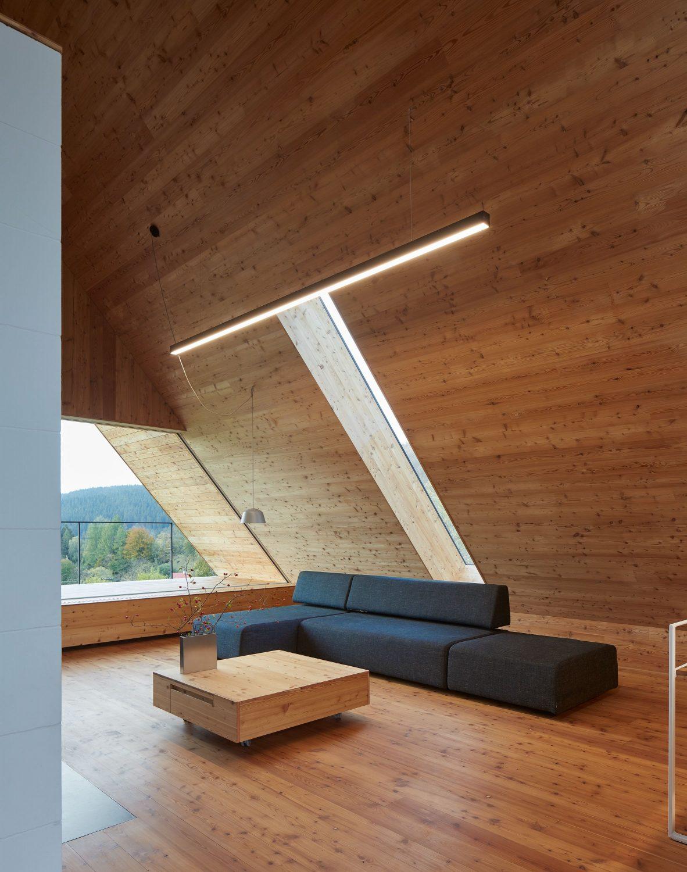 Weekend House by Pavel Míček Architects