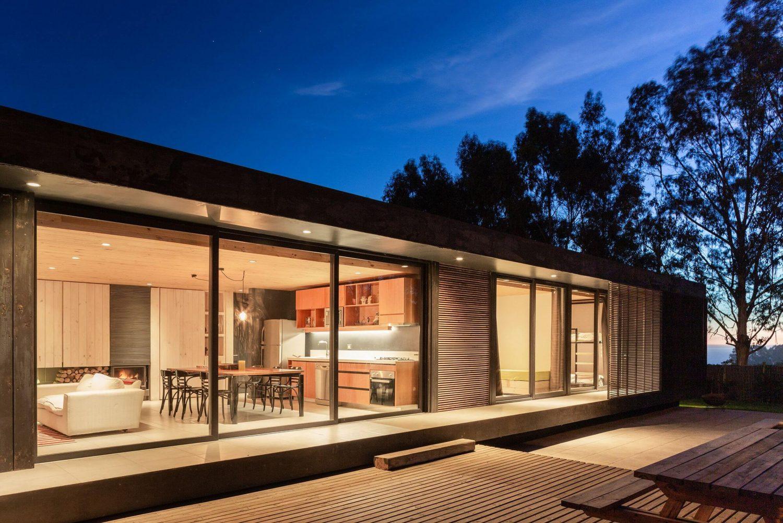 Aglae House by AFARQ Arquitectos
