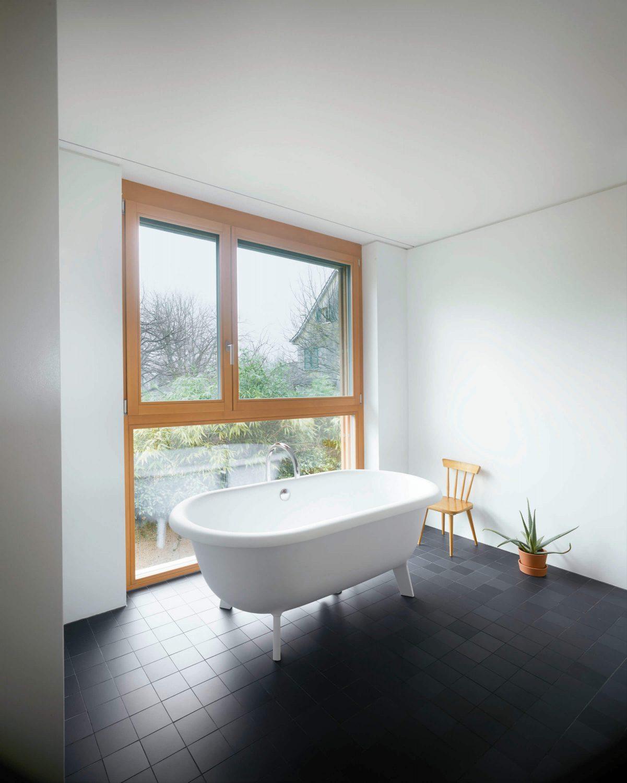 Apartment House Baselstrasse by Felippi Wyssen Architects