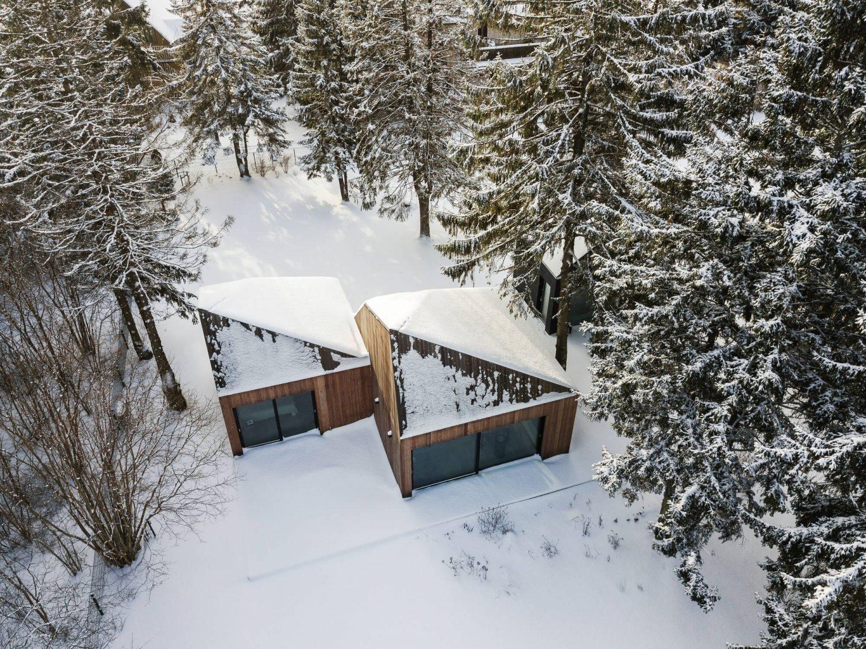Cottage in Muraste by KUU architects