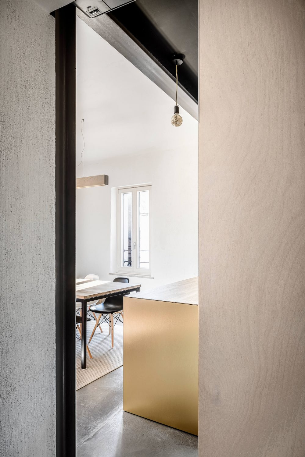 Apartment FG by Doot Studio