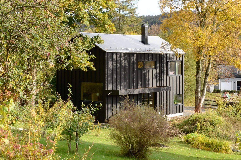 House in Bergen by Kvalbein Korsøen Arkitektur