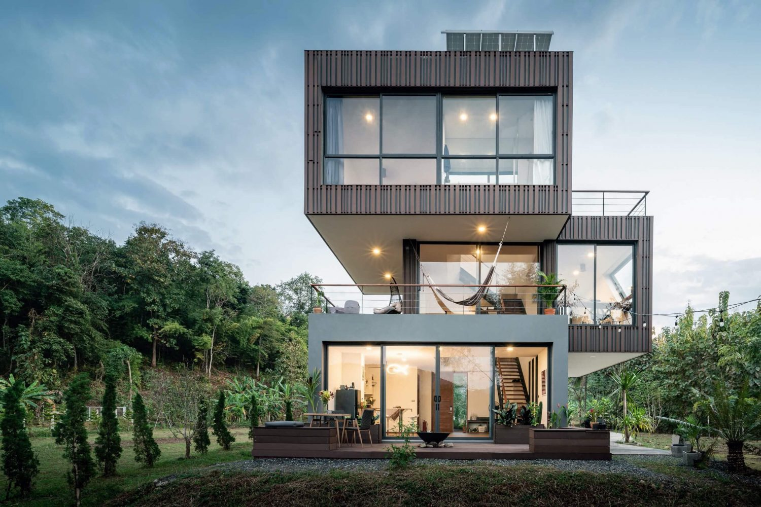Maehongsorn House by ASWA