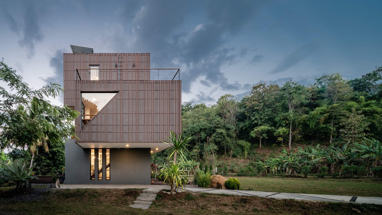Maehongsorn House by ASWA
