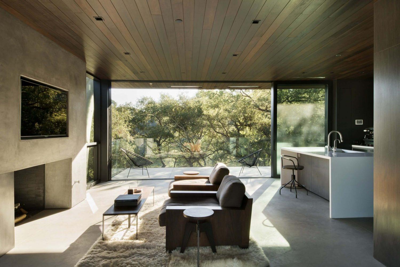 Oak Pass Guesthouse by Walker Workshop