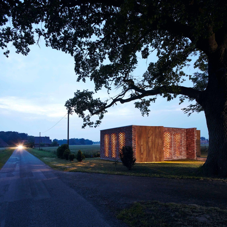 Remise Pavillon by Wirth Architekten