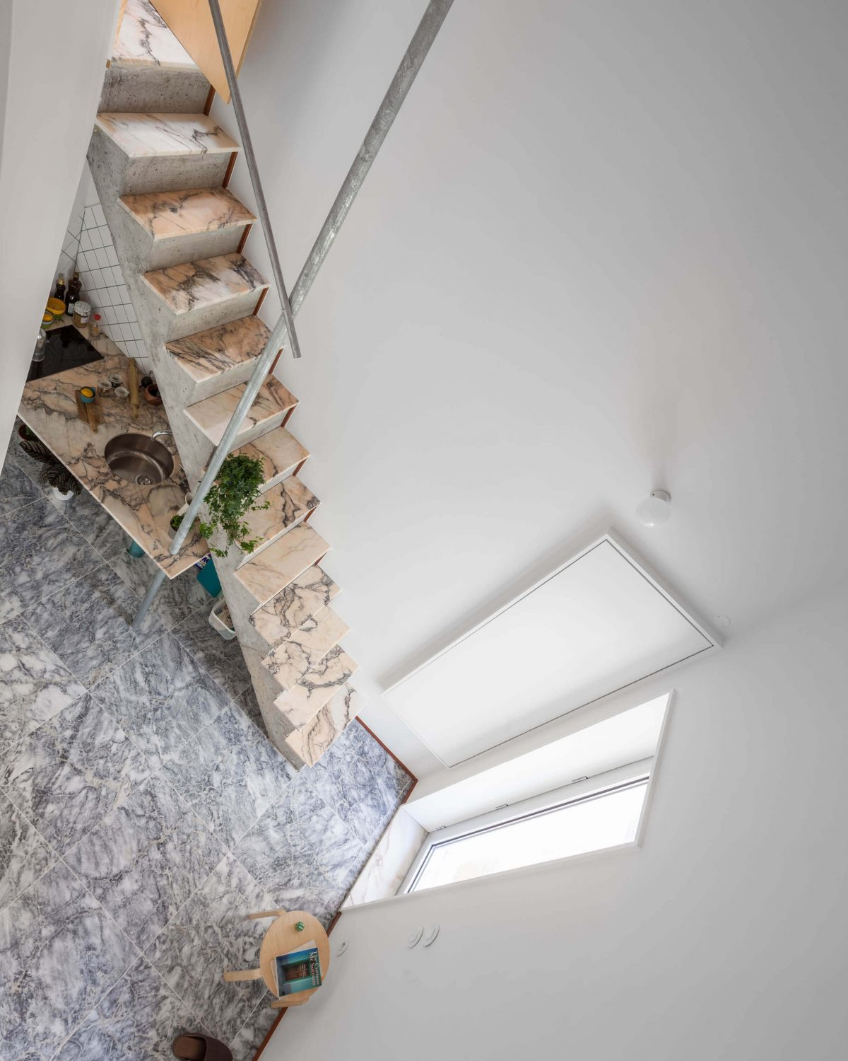 Six Houses and a Garden by Fala Atelier