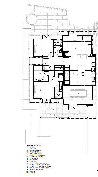 Stinson Beach House by WA Design