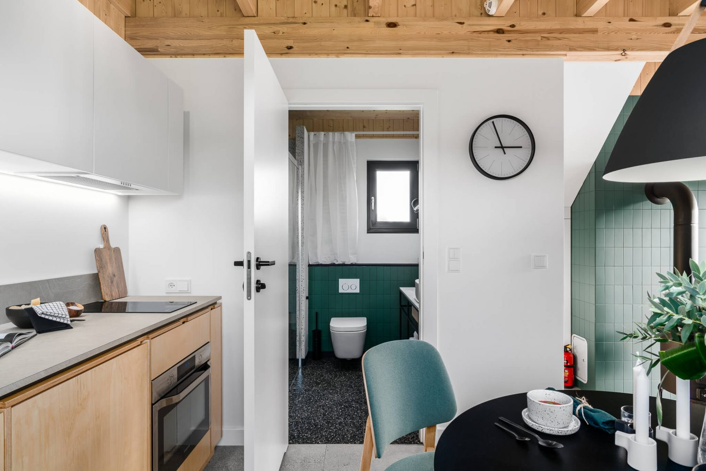 Szumilas | Summer Houses by Raca Architekci