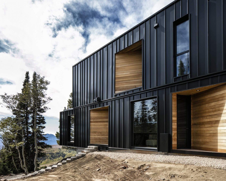 The Kinii Ski Lodge by Obicua